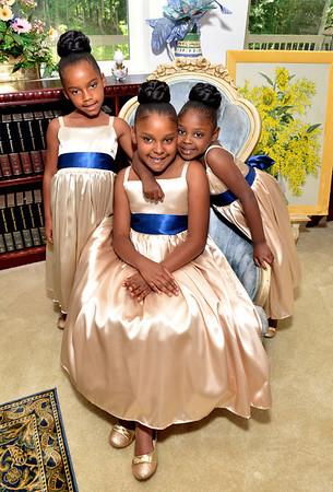 Jacquelyne's Wedding Day June 14, 2014