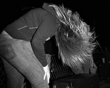 Good ole head banging