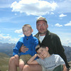 Sam, Greg, Jake - Rocky Mountain National Park
