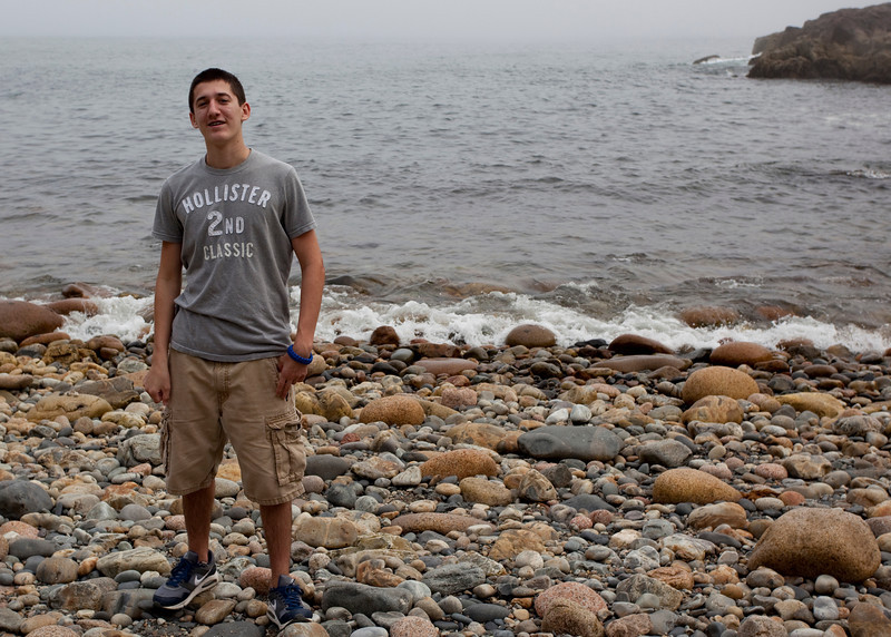 Sasquatch in Acadia National Park
