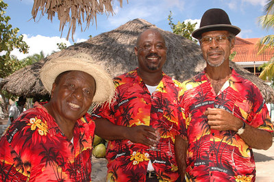 The Trio Singers - Couples Swept Away, Jamaica