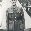Onesime Goulet in military uniform. Husband of Anna Bella Goulet of Moosonee