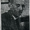 James D. Wright. From an article announcing Wright as Assistant City Manager (5089)