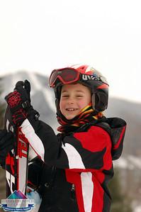 Jan. 2,2009 -Family Base of Morse Mt.