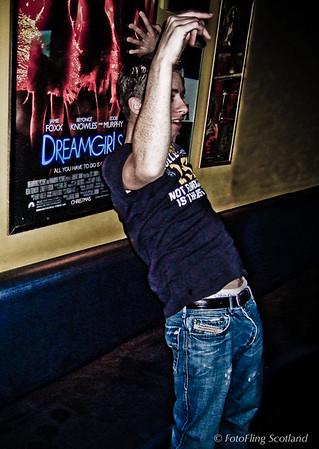 Dancing to Dreamgirls