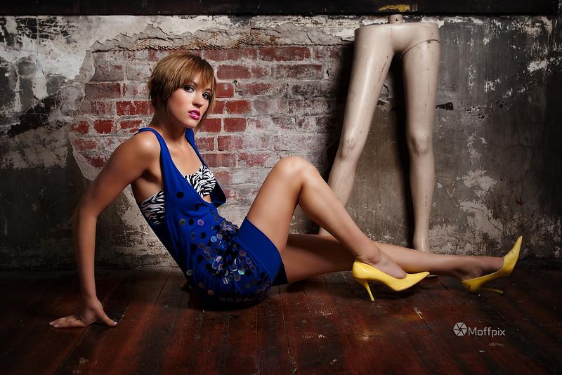 Model: Becca Scott<br /> Hair: Crystal Bomar<br /> MUA: Raysa Williams<br /> Wardrobe: Sophia Cox Designs