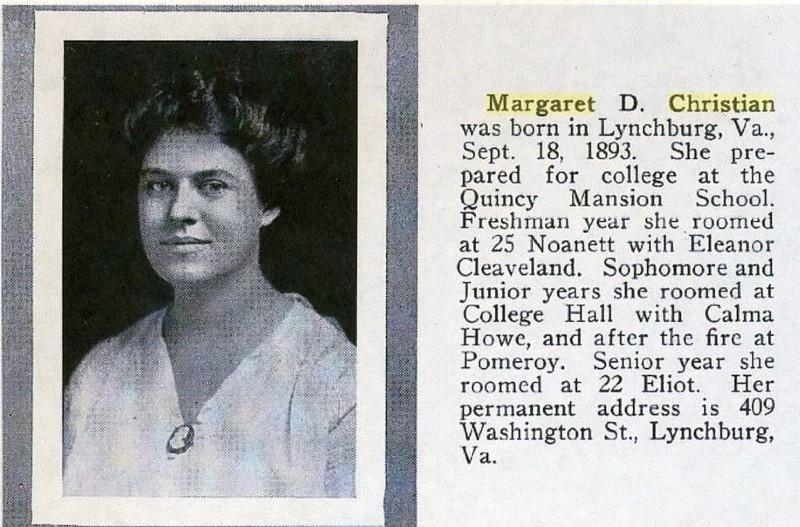 Margaret Davis Christian (4121)