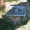 Grave of Annie Estes Row (4106)