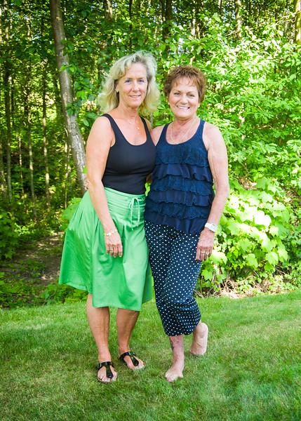 Jerre & Sandi Retirement, 2014