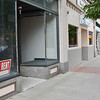 """""""For Rent"""" signs hangs on doorway of 699 Main St. in Fitchburg. SENTINEL & ENTERPRISE / Ashley Green"""