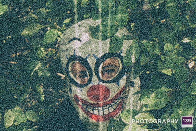 A Clown Sighting