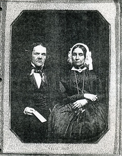 Daguerreotype by Photographer Jesse H. Whitehurst (4083)