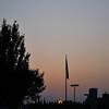 Sunrise Oakdale CA, McDonalds parking lot