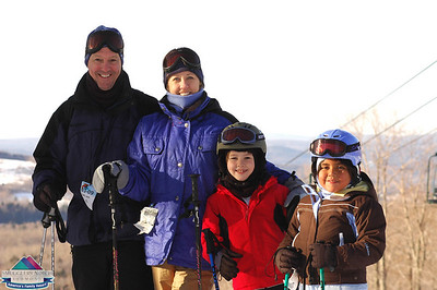 Jim Cary Family Jan.4th-Morse Mt.