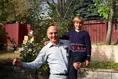 Jim Smythe and Ruth Hudson, Calgary : autumn 1986