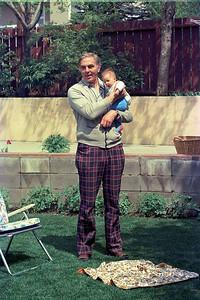 Jim Smythe and Ruth Hudson, Calgary : summer 1977