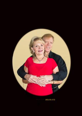 Joe Joy hug border 6441canvas circle pl