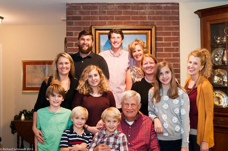 Johns MacMurphy and Family-1