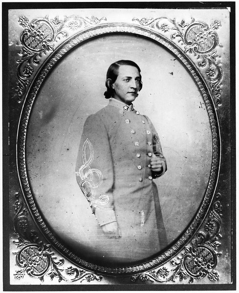 John Warwick Daniel in Uniform (07373)
