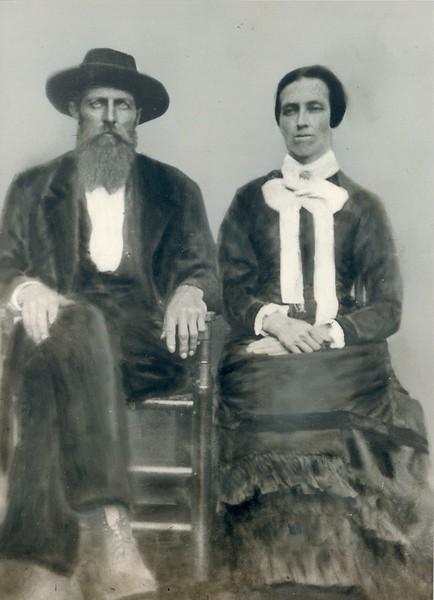 John James Brooks & Wife (4008)