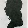 Silhouette of John Victor (5059)