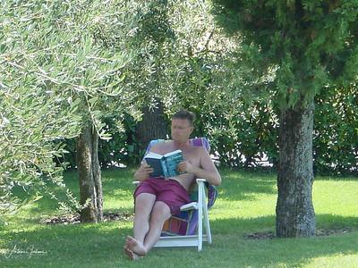 Vakantie Italië 2005