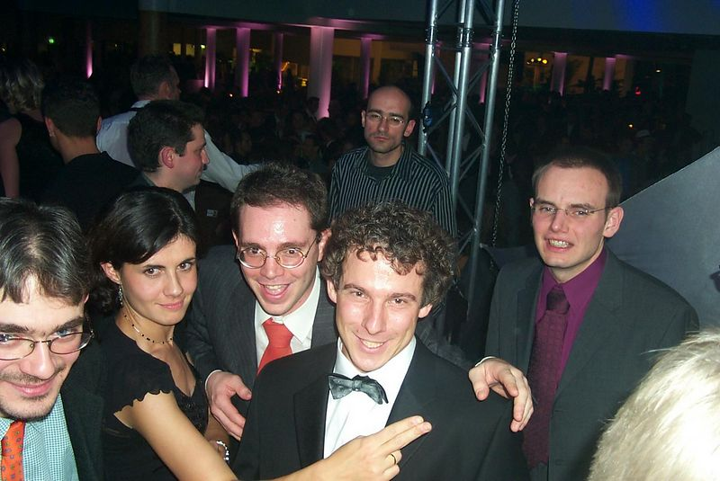 "At the <a href=""http://dreams.smugmug.com/gallery/2098"">EPO Xmas party</a> (James Bond theme), Dec 6th 2002"