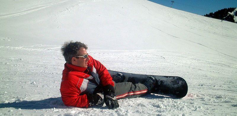 Feb 2004, les portes du soleil, Switserland