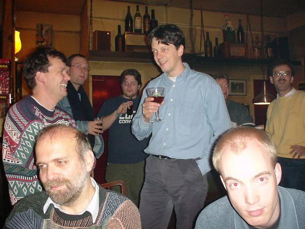"Kees van den bergh, Robert Westers, <a href=""http://coworking.com/"">Gerrit Visser</a> and Jan Sipke van der Veen"
