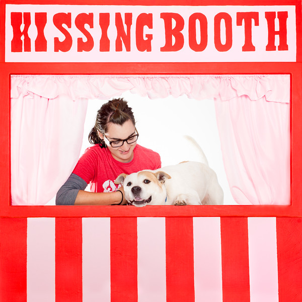 Roger Kissing Booth - 3/29/17 - Mike Ryan