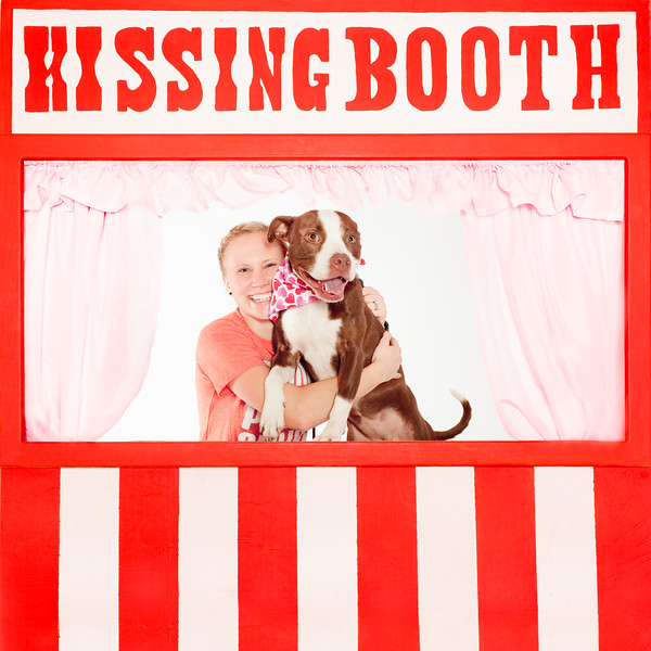 Chalupa Kissing Booth - 3/29/17 - Mike Ryan