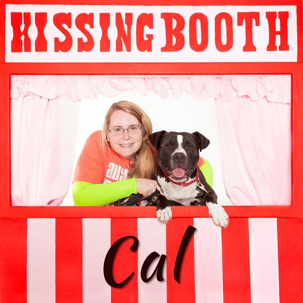 Cal Kissing Booth - 3/29/17 - Mike Ryan
