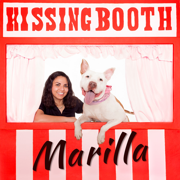 Marilla Kissing Booth - 3/29/17 - Mike Ryan
