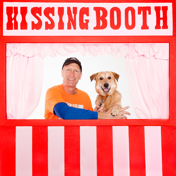 Cookie Kissing Booth - 3/29/17 - Mike Ryan
