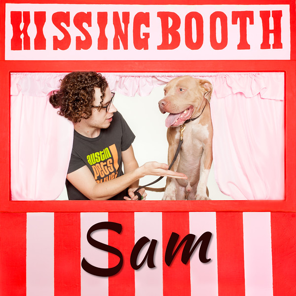 Sam Kissing Booth - 3/29/17 - Mike Ryan