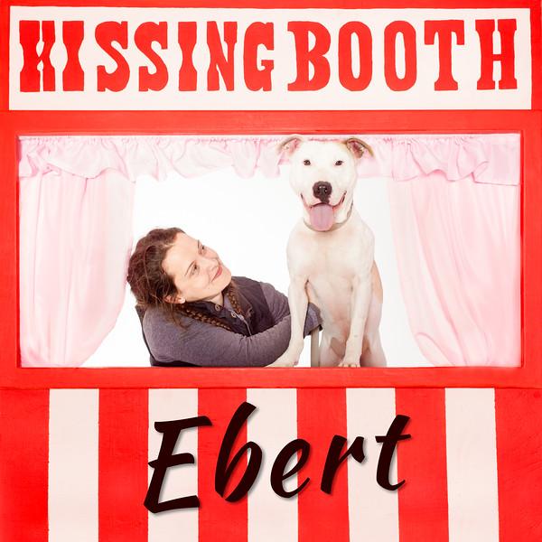 Ebert Kissing Booth - 3/29/17 - Mike Ryan