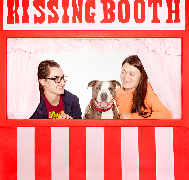 Rufus Kissing Booth - 3/29/17 - Mike Ryan