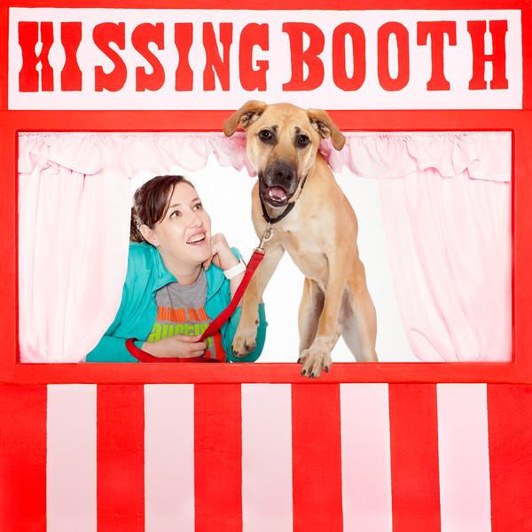 Christian Kissing Booth - 3/29/17 - Mike Ryan