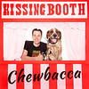 Chewbacca Kissing Booth - 3/29/17 - Mike Ryan