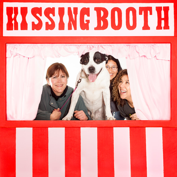 Dodger Kissing Booth - 3/29/17 - Mike Ryan