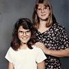 Nicole and Sabrina