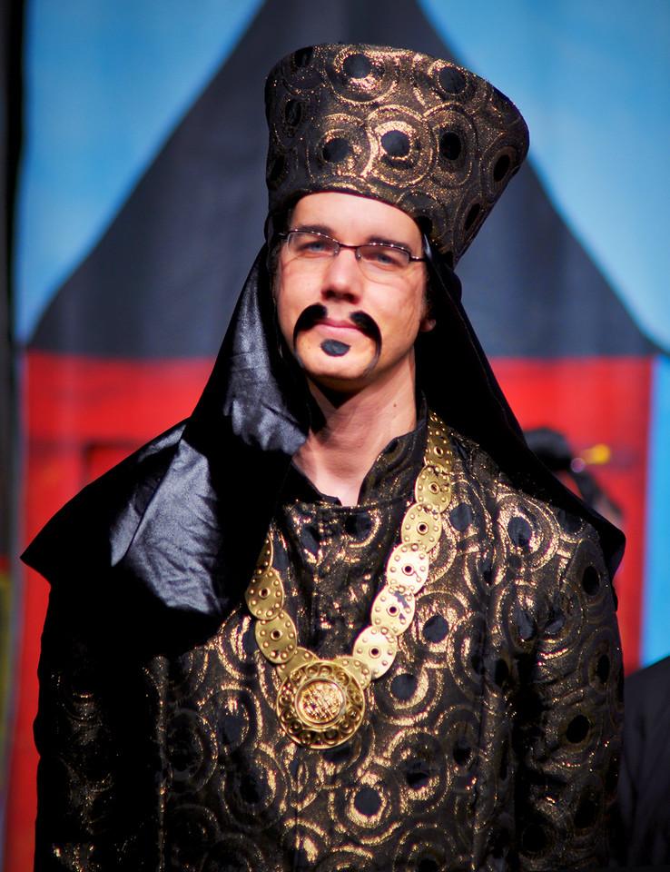 David Atos as Abanaza