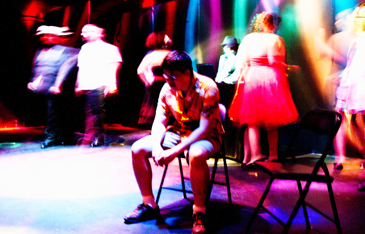 Dejected, Ed sits ... not noticing the trouble that this simple act will bring him.<br /> <br /> Mathew Wiebe, Amos Boratto, Heather Ireland, Henry Truong, Lesley Janse, Ashley Dean.