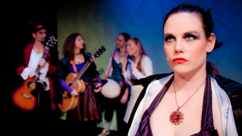 The band comes to get Cindy for the open mic contest, but her Evil Step-Mother overhears them.<br /> <br /> James R Noble, Carly Derdarian, Snow Conrad, Lisa Hagen, Kate Leeming.