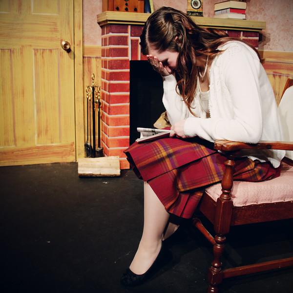 Lindsay Palmateer as Mrs. Ralston