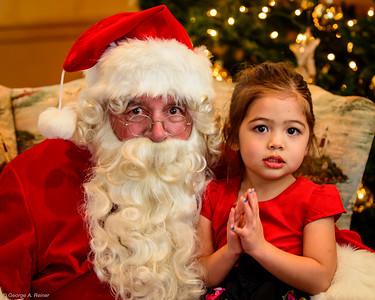 KYC 2015 Santa Portraits