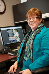 Karen Manning, Chair of the Nursing Program at Westfield State University