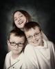 03 Karns Family - Austin Alyssa Alex (8x10) soft antique