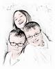 03 Karns Family - Austin Alyssa Alex (8x10) soft jibz