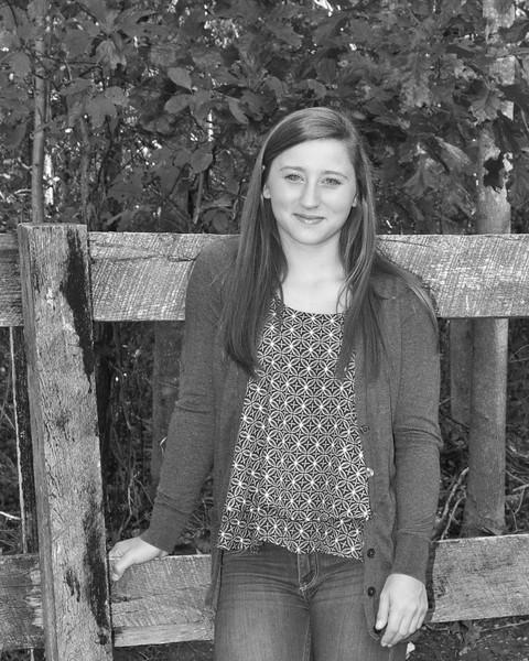 Kaylin Miller Senior 2015 78b  bw (1 of 1)